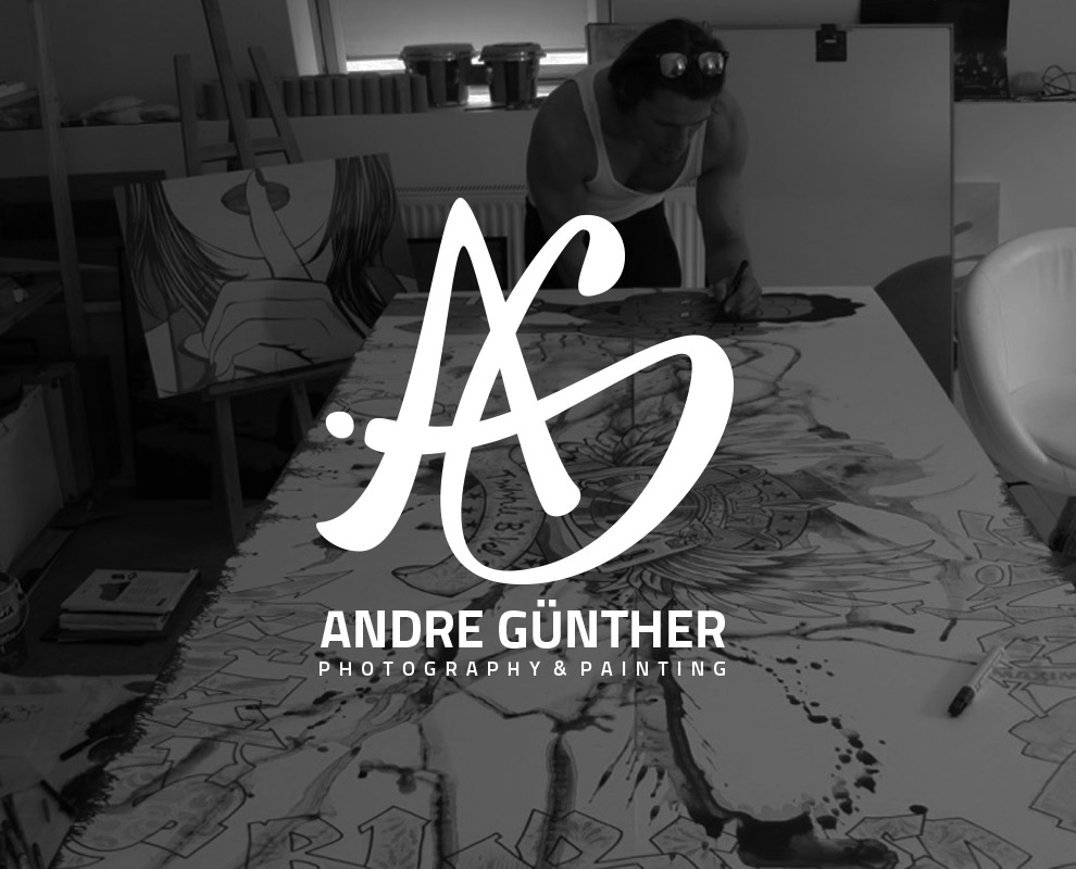 Andre Günther Photography & Painting - Logodesign